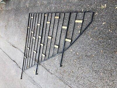 Altes Geländer L 213 cm Eisen