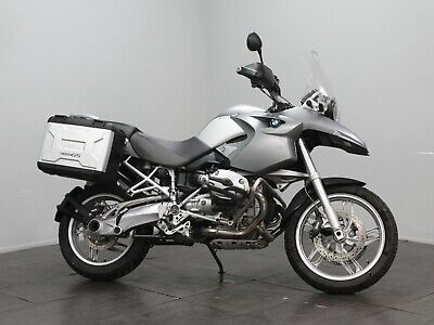 2006 / 06 BMW R1200GS ABS, 29k miles, with Luggage Panniers, R 1200 GS R1200