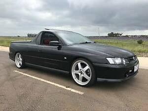 2003 VY SS UTE HOLDEN COMMODORE 5.7L 6 SPEED MANUAL Wyndham Vale Wyndham Area Preview