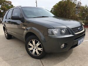 2008 Ford Territory SR AWD 7 seater Wangara Wanneroo Area Preview