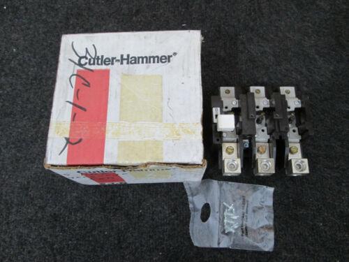 New Cutler Hammer 10-3563-11 Overload Relay (Size 3)