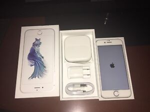 iPhone 6S - 16GB Silver Telus