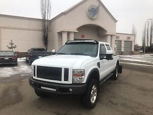 2008 Ford F-350 FX4 Loaded