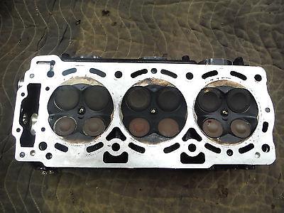 2002 SEADOO SEA DOO GTX 4-TEC 155 CYLINDER HEAD WITH VALVES    BIN 02-4