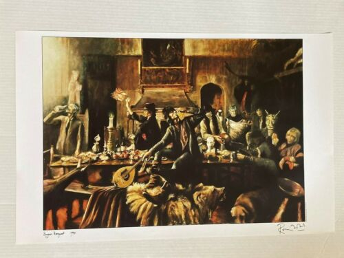 Rolling Stones Beggars Banquet Poster Ronnie Wood