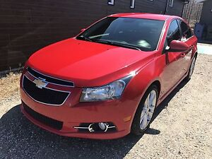 2012 CRUZE RS
