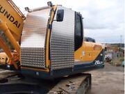 Excavator vandle covers  Dallarnil North Burnett Area Preview