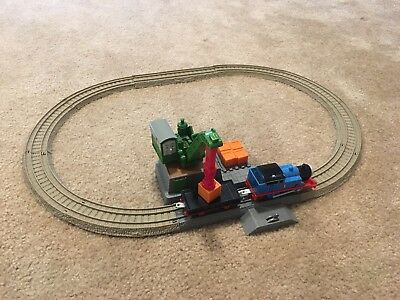 "Thomas Motorized Train With Colin In ""The Party Surprise"" Set By Trackmaster!](Thomas The Train Party Games)"