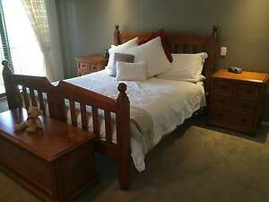 5 PCE King Bedroom Suite, including blanket box Murrumba Downs Pine Rivers Area Preview