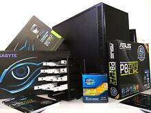 BEASTLY and affordable i7 3.4 GHz, 2 x GTX770 SLI gaming PC. Brunswick West Moreland Area Preview