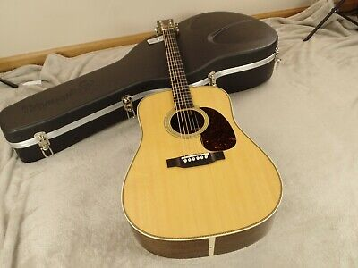Martin HD-28 Natural Acoustic Guitar 2019 ~ Unplayed!