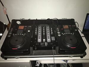 Dj equipment for sale must go tonight