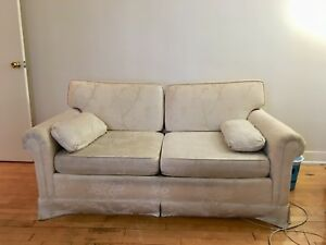 Moving sale: Queen Size Bed+ Mattress, Two Sofas, One Cabinet