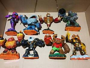 43 different Skylanders figures from $2.50 each (ORANGE base) Hawthorn Boroondara Area Preview