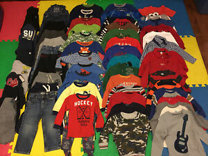Boys winter clothing Lot size 3T