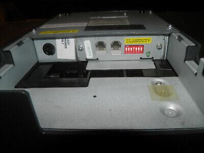 Micros Epson Tm-u220b Idn Dot Matrix Pos Receipt Printer M188b W Power Supply