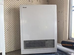 Rinnai Energysaver Space Heater Hamilton Newcastle Area Preview
