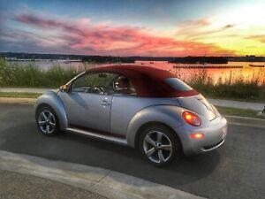 2009 VW Convertible Beetle