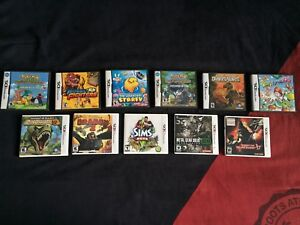 DS games and Third-Party 3DS games