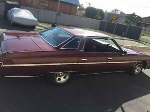 1976 Chevrolet Caprice pillarless Sedan Mount Lawley Stirling Area Preview