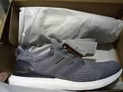 Adidas ultra boost 3.0 mystery grey Size 11.5 nmd yeezy Sydney City Inner Sydney Preview