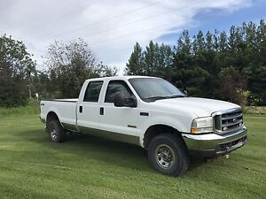 Fully bullet proofed ford 6L diesel with paper work for build