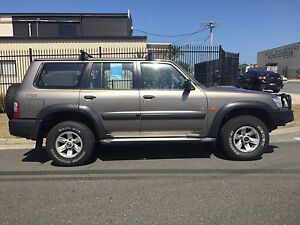 2003 Nissan Patrol Wagon Clontarf Redcliffe Area Preview