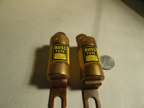 2-BUSSMANN FUSE BUSS ALS 300 THESE ARE OPEN BOX NEW