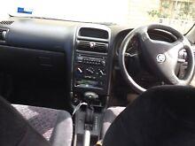 2001 Holden Astra Sedan Roxburgh Park Hume Area Preview