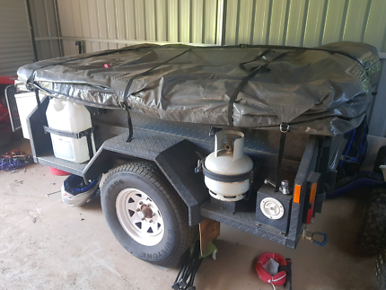 Wanted: Camper trailer