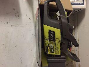 2 stroke ryobi chainsaw Arundel Gold Coast City Preview