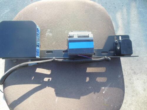 Pro Gard Universal Secure Gun Mount & Rack 12 Volt  Lock Police Decal