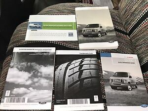 2014 Ford E-series official literature