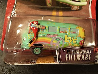 - DISNEY PIXAR CARS PIT CREW FILLMORE WOC SAVE 5% WORLDWIDE FAST SHIP