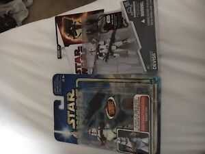 NEW Star Wars Action Figures (collectibles)