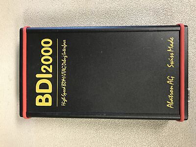 Abatron AG BDI2000/C High-Speed BDM/JTAG Debug Interface