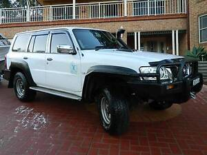 2006 Nissan Patrol Wagon, ONLY 24,000 on the engine! Terrigal Gosford Area Preview