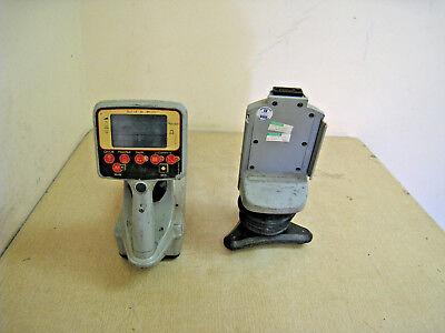 Radiodetection Pxl2-cp1 Cable And Pipe Locator Pipeline Current Mapper