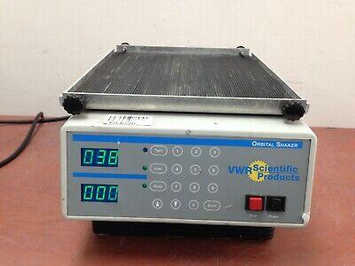 Vwr Scientific Products Digital Orbital Shaker 57018-754 Tested Working Oo900