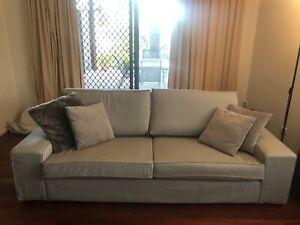 IKEA Kivak 3 seater sofa couch