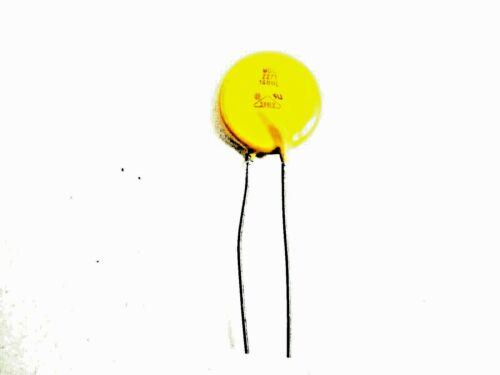 MOV, Metal Oxide Varistor 270 Volt 140 Amp (Z271-140UL) (QTY 5 ea)K1