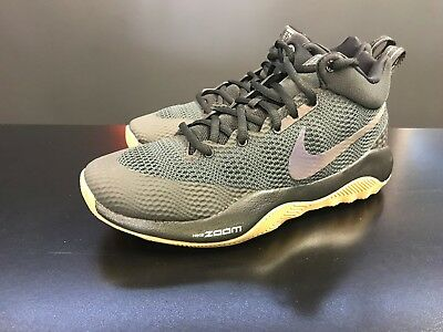 Men's Nike Zoom Rev Basketball Shoes Size 8.5 852422-010