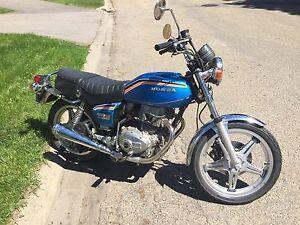 """1978 Honda """"Hondamatic"""""""