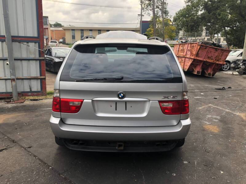 bmw x5 e53 wrecking complete car for parts v8 n62 2004 05 06bmw x5 e53 wrecking complete car for parts v8 n62 2004 05 06 wrecking gumtree australia parramatta area northmead 1185063518