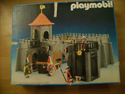 Playmobil Große Ritterburg 3446 RARITÄT