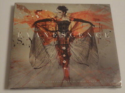 Evanescence - Synthesis (2017) Brand New, Sealed, Digi-Pack