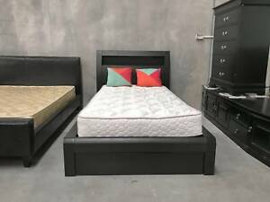 TODAY DELIVERY LUXURY king single bed & mattress BUILT IN DRAWER