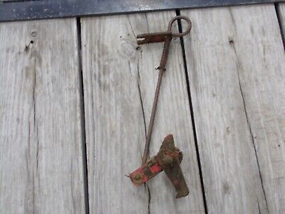 Farmall Ih International 300 Utility Tractor Brake Lock Release Assembly