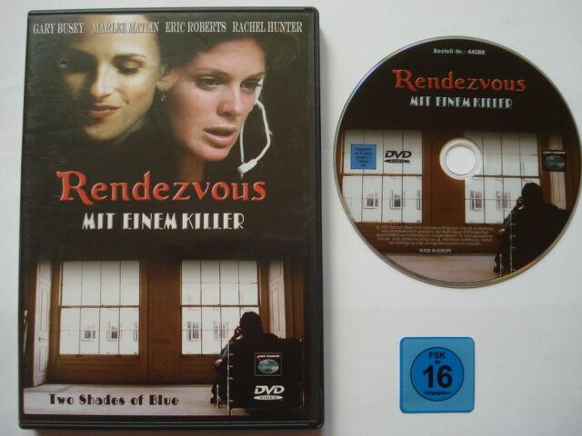 Rendezvous mit einem Killer  __  DVD  __  Rachel Hunter  __  FSK 16