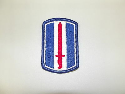 A6-BD19 USA Abzeichen US 193  Infantry Brigade